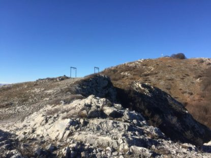 cima del Monte Carmo